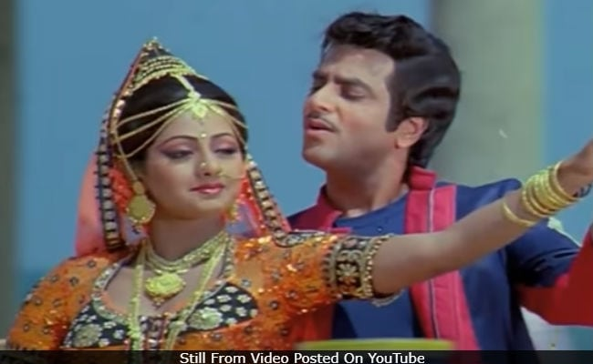 Why Sridevi Called Himmatwala's Success Her 'Bad Luck'