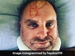 Matthew Hayden Fractures Spine In Surfing Accident