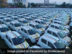 Surat-Based Billionaire Diamond Merchant Gives 600 Cars As Diwali Gifts