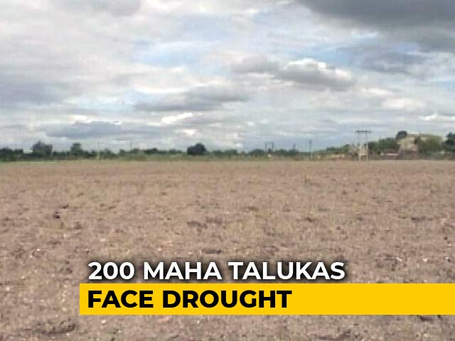 Video : With 20,000 Villages Running Out Of Water, Maharashtra Staring At Drought