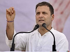 Ahead Of Polls, Rahul Gandhi To Visit Telangana Tomorrow