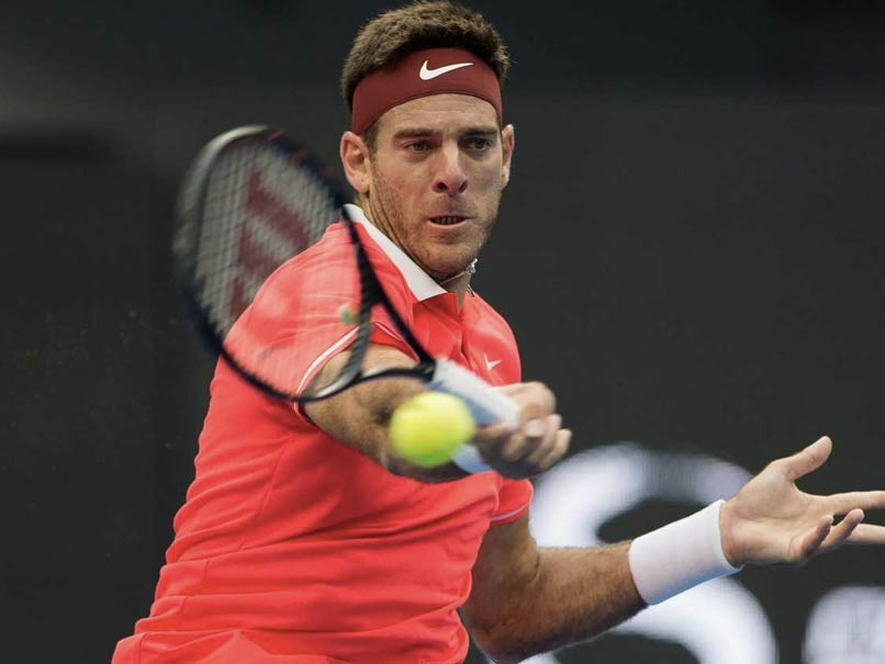 China Open: Ailing Juan Martin Del Potro Suffers Shock Beijing Final Loss