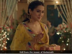 <i>Kedarnath</i> Teaser: Sara Ali Khan's Mother Amrita Singh Says This...
