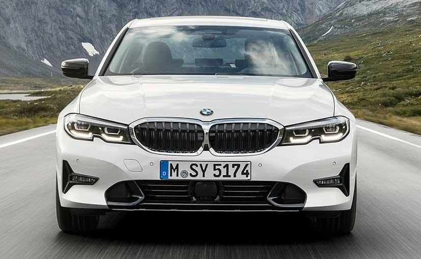 2018 Paris Motor Show: Seventh Generation BMW 3 Series