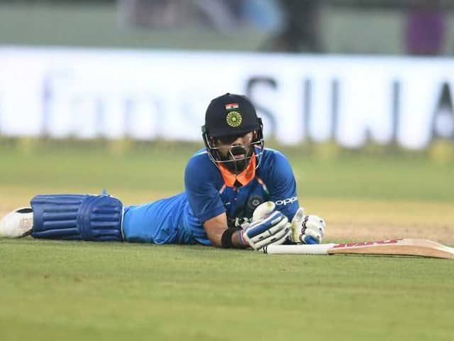 """""""Will Dive Six Times In An Over"""": Virat Kohli Opens Up On His Commitment To Team India"""