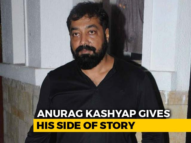 Anurag Kashyap Says He 'Named And Shamed' Vikas Bahl, Did All He Could