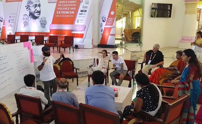 At Bengaluru Summit, Former Cops Invoke Gandhi To Tackle Crime