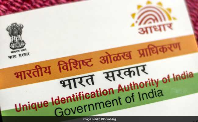 Telangana SIT To Probe Case Of 'Unauthorised Storage' Of Aadhaar Details