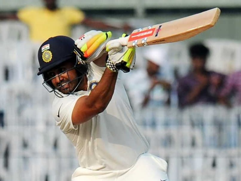 India vs Windies: Chief Selector MSK Prasad Explains Why Karun Nair Was Dropped From Team India