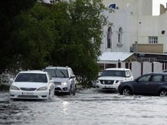 Qatar Floods After Almost A Year's Rain Falls In One Day