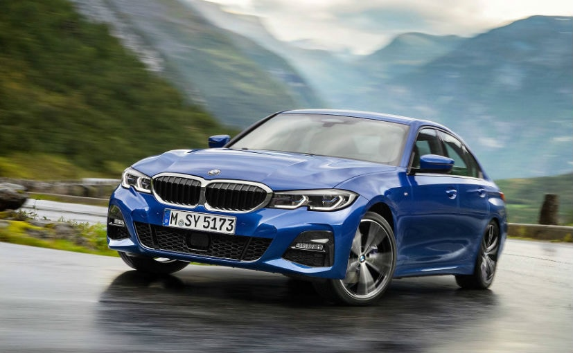 2019 BMW 3 Series India Launch Live Updates: Features, Specifications, Prices, Images