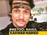 Video : Activist Rahul Easwar Named In #MeToo With Soft Porn, Molestation Claim