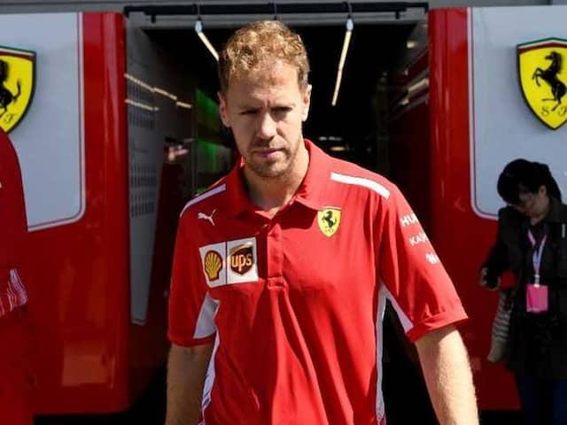 Japanese Grand Prix: Sebastian Vettel Slams Max Verstappen For Fateful Suzuka Tangle