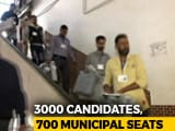 Video : Jammu And Kashmir Municipal Polls: Counting Under Way Amid Heavy Security