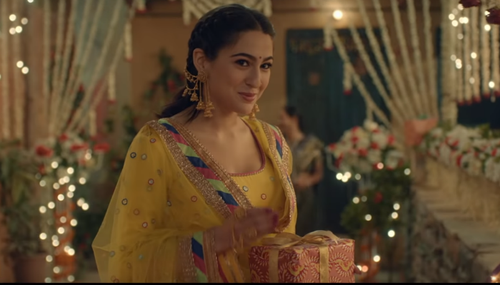 Kedarnath Teaser Sara Ali Khan Sushant Singh Rajputs Power Of