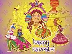Happy Navratri 2018: Images, Wishes, Whatsapp And Facebook Messages