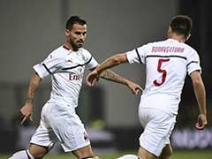 Suso Bags Brace As AC Milan Defeat Sassuolo To Rekindle Campaign