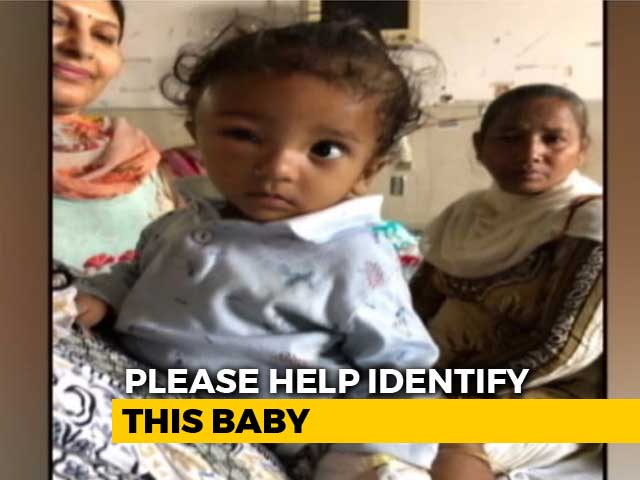Video : 10-Month-Old Baby Found Near Amritsar Train Tracks, Parents Untraceable