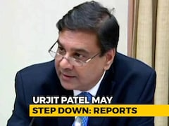 Video: RBI Governor Urjit Patel May Resign, Reports Say; Rupee Down
