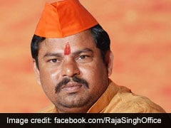 Raja Singh Lodh Is BJP's Only Candidate To Win In Telangana Polls