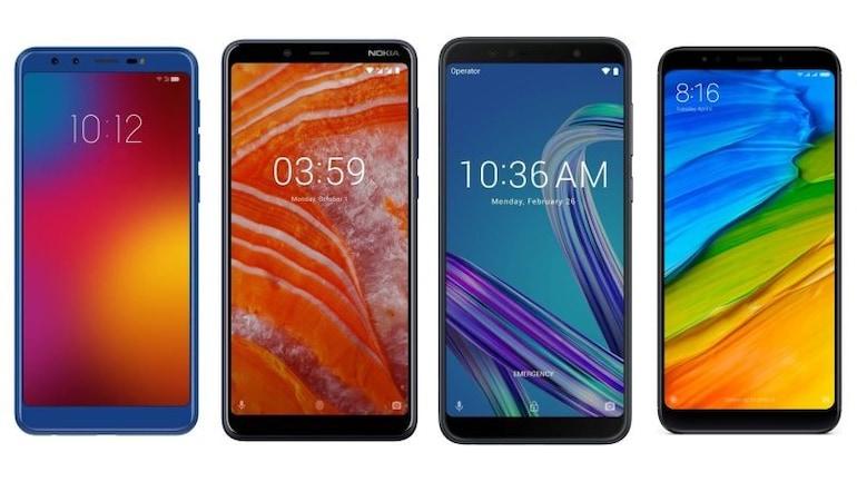 Lenovo K9, Nokia 3.1 Plus, Asus ZenFone Max Pro M1 और Xiaomi Redmi Note 5 में कौन बेहतर?