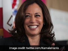 """Indian-Americans Can't Stay On Sidelines"": Endorsement For Kamala Harris"