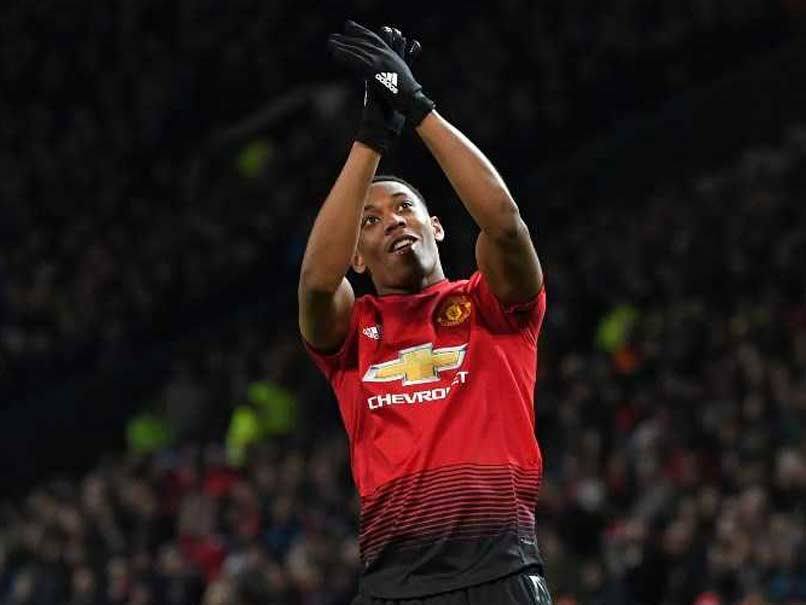 Anthony Martial Has World At His Feet, Says Manchester United Teammate Nemanja Matic