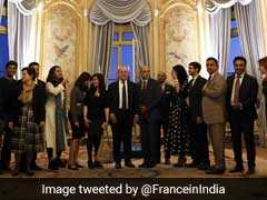 Young Leaders Reach Paris As Part Of India-France Programme
