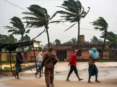 Centre Approves Rs 229 Crore Relief For Andhra Pradesh In Wake Of Cyclone