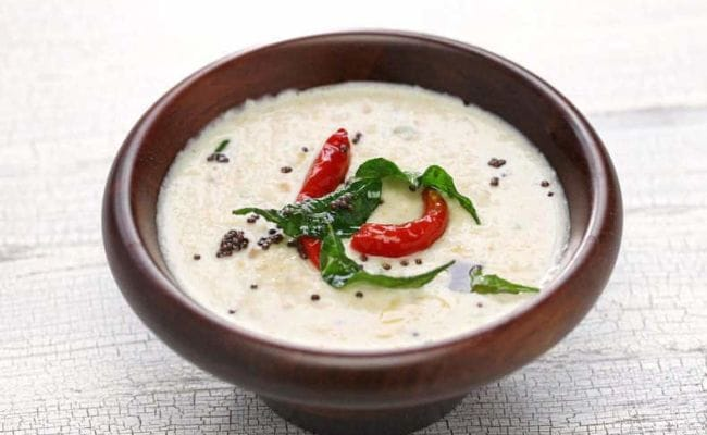Video: South Indian Special: Easy Coconut Chutney Recipe