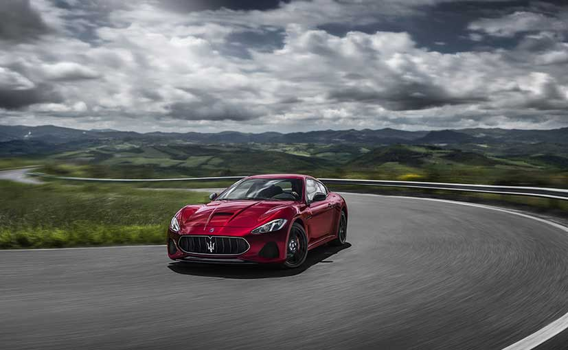 The 2018 Maserati Gran Turismo is the latest Maserati which has been designed by Pininfarina.
