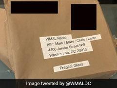 Washington Radio Station Says It Received Suspicious Package