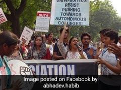 Withdraw 'Tripartite MoU', Demands Delhi University Teachers