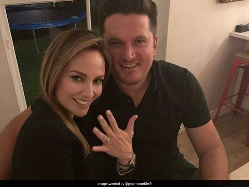 Former Proteas Skipper Graeme Smith Gets Engaged, Shares Adorable Picture On Social Media