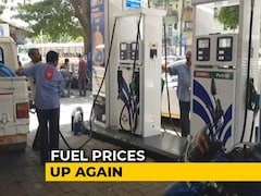 Video: Fuel Prices Hike: Diesel Rate Reaches 80.10 Rupees Per Litre In Mumbai