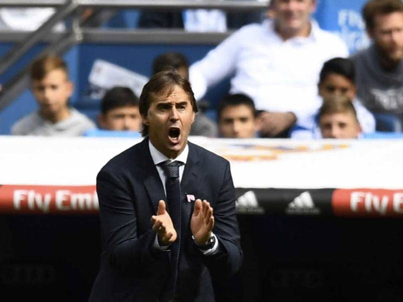 Julen Lopetegui The Fall-Guy For Wider Malaise At Real Madrid