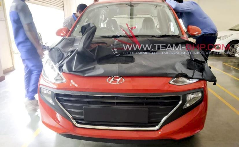 2018 Hyundai Santro will be the new entry-level car from the company