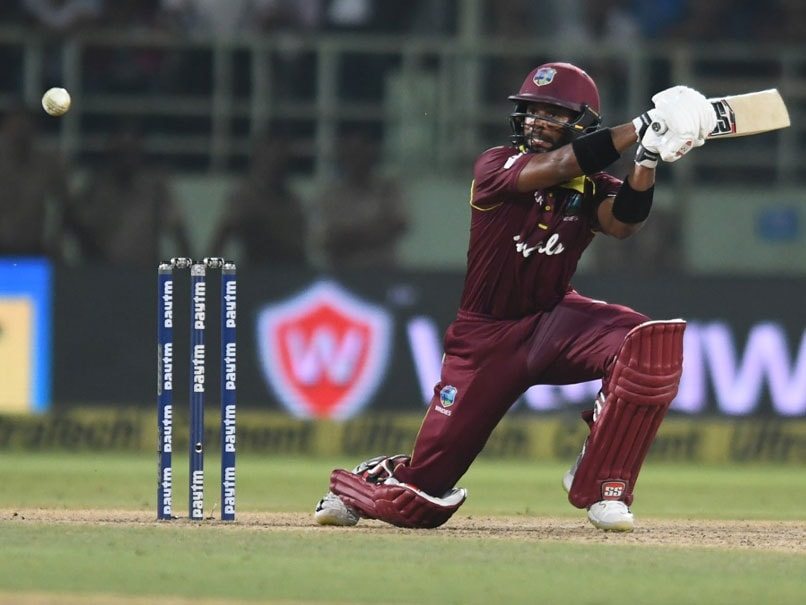 Shai Hope Reveals How He Managed To Salvage A Last-Ball Draw vs India In 2nd ODI