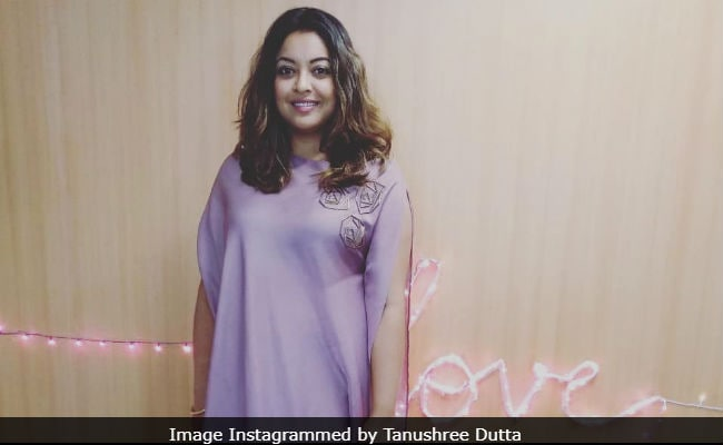 Tanushree Dutta Says, ?Men In Our Entertainment Industry Think Demeaning Women Is Their Birthright?