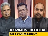Video : Outrage Over Writer Abhijit Iyer-Mitra's Arrest: Are His Remarks Really Malicious?