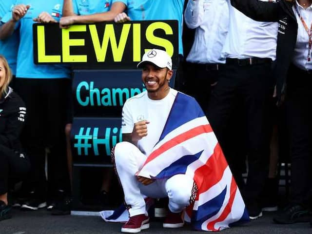 "Lewis Hamilton Fends Off ""Greatest"" Talk, Says ""Genius"" Michael Schumacher Is Man To Catch"