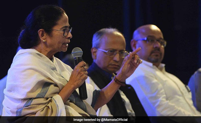BJP Distorting History To Create Rift Among Masses: Mamata Banerjee