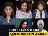 Video: #MeToo: Should Minister MJ Akbar Resign?