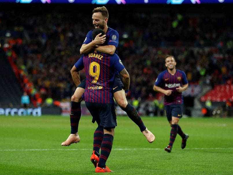 Watch: Ivan Rakitic Scores