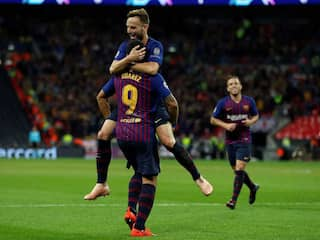 Watch: Ivan Rakitic Scores Wondergoal As Barcelona Beat Tottenham