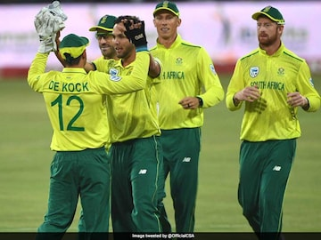 South Africa teams all player corona virus reports comes negative ...