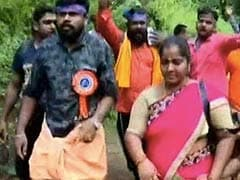 Woman, Family Abandon Sabarimala Trek Out Of Fear, Say No Cops At Temple