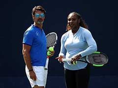Serena Williams' Coach Patrick Mouratoglou Calls For On-Court Coaching In Tennis