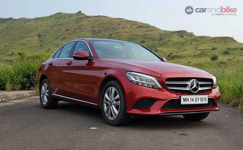 Exclusive Mercedes Benz C220d Facelift Review Ndtv Carandbike