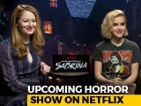 Video: Meet The Stars Of <i>The Chilling Adventures Of Sabrina</i>